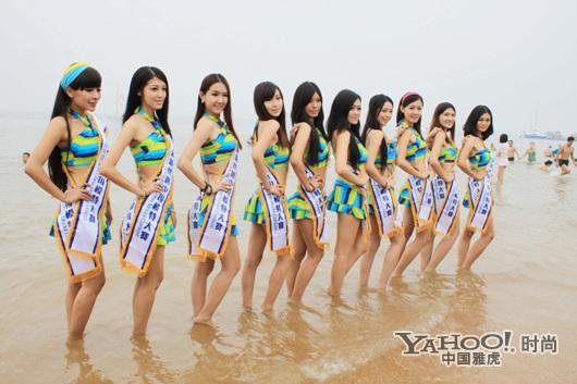 亚洲泳装模特大赛图片大全 103000 null 亚洲超模大赛泳装图片
