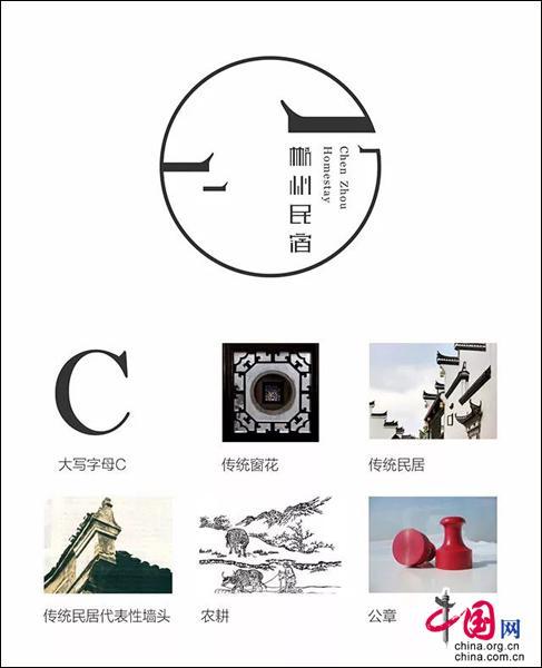 湖南郴州发布4个民宿设计标志符号 欢迎投票