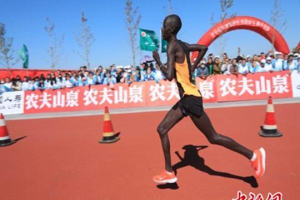 2018盘锦红海滩国际马拉松凸显民众对健康生活的向往